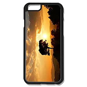 Btbk XY Orange Sunset Case Cover For IPhone 6