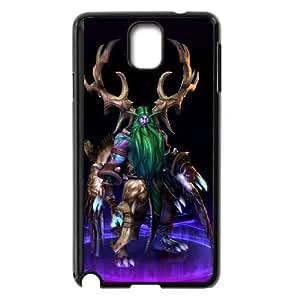 Samsung Galaxy Note 3 Black phone case World of Warcraft Malfurion Stormrage WOW8632809