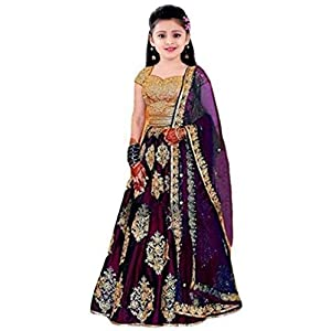Suppar Sleave Girl's Pure Silk...