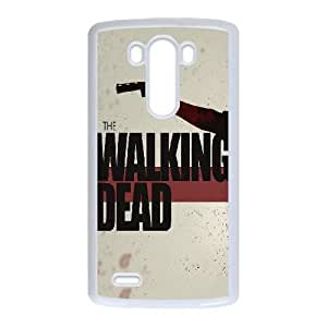 LG G3 Phone Case White The Walking Dead BWI1860531