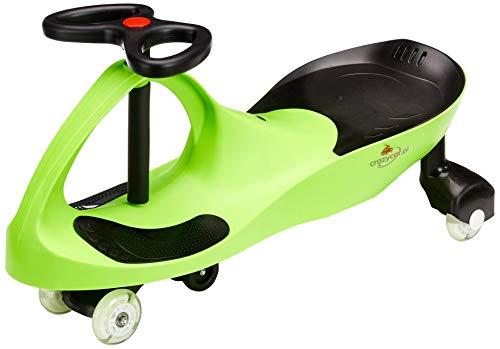 PlasmaCar Lime Ride on Car (Green) (Plasma Green Car)