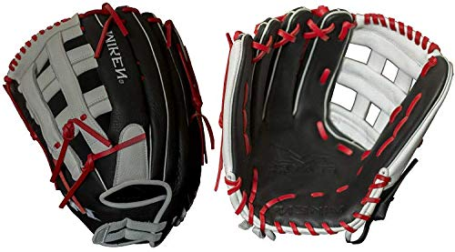 Miken Player Series Slowpitch Softball Glove, 14 inch, Right Hand -