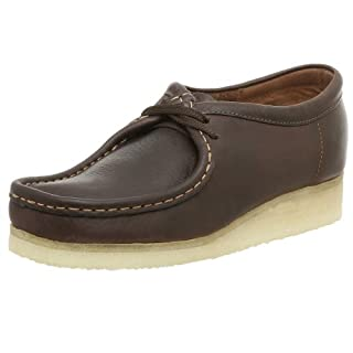 Clarks Originals Men's Wallabee Oxford, Brown Oily Leather, 7.5 M (B0007MFZGA) | Amazon price tracker / tracking, Amazon price history charts, Amazon price watches, Amazon price drop alerts