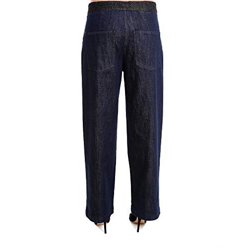 Blu Cotone Donna 8pm 81p04007 Jeans TIqvw7PSB
