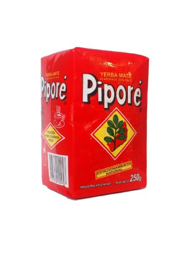 Pipore Traditional Yerba Mate 250gm (8.8 Ounce) متة بيبوري