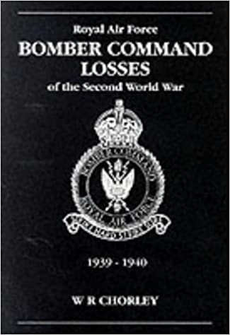 Book RAF Bomber Command Losses of the Second World War: 1939-40 v. 1