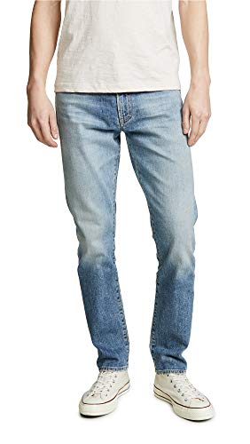 Citizens of Humanity Men's Wyatt Authentic Narrow Jeans, Havoc, Blue, 33 Citizens Of Humanity Sizes