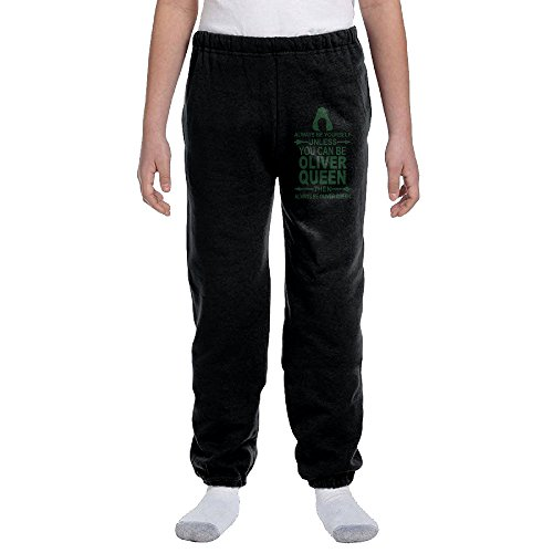 Price comparison product image Green Arrow Oliver Queen Hero Youth Cotton Sweatpants Large