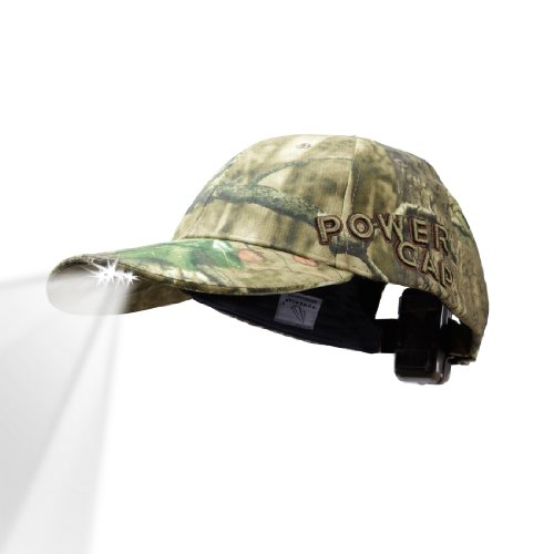 Panther Vision EXP-4096 6 LED Structured Lighted Hat, Mos...