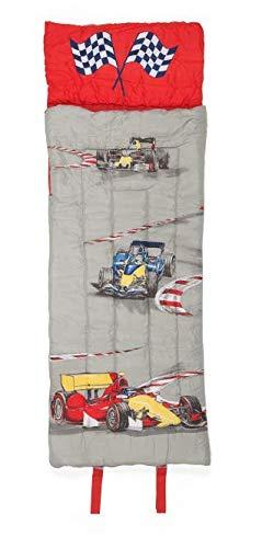 Race Cars Sleeping Bag - Grand Prix, Indy Cars, IndyCar