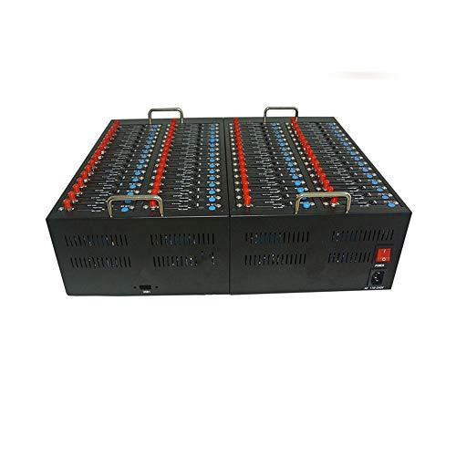 64 Sim Card Slots 3G Modem Pool with Simcom Sim5215 Module 64 Ports USB Interface SMS STK USSD at Command