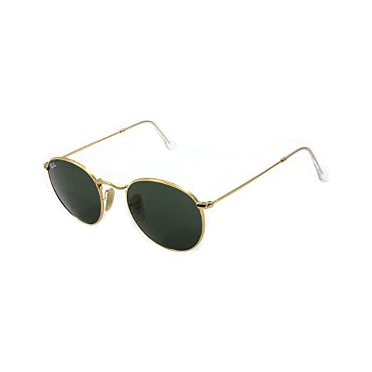 Ray-Ban Sonnenbrille ROUND METAL (RB 3447)