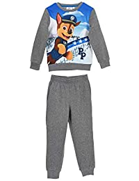 Nickelodeon Paw Patrol Boys Chase and Marshall Tracksuit 3-6 Years