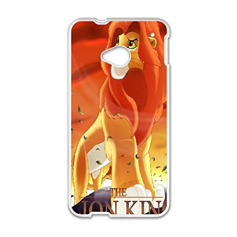HTC One M7 Phone Case The Lion King Q22Q389142 (Lion King Htc One M7 Case)