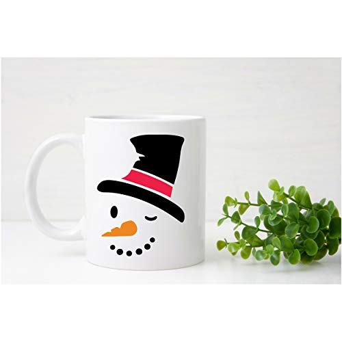 - Christmas Coffee Mug, Snowman Mug, Snowman Cup, Christmas Mug, Christmas Cup, Holiday Ceramic Mug, Christmas Gift Ideas, Snowman Decorations