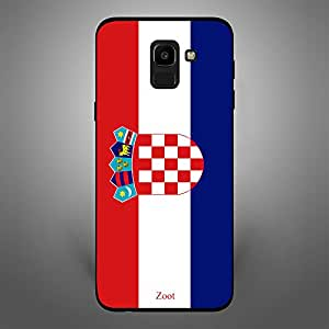 Samsung Galaxy J6 Croatia Flag