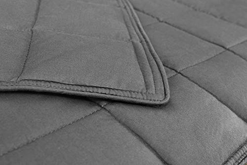"""AckBrands 48"""" x 78"""" - 15 Lb Weighted Blanket"""