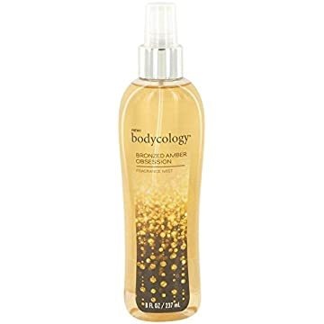 Bodycology Bronzed Amber Obsession (Amber, Creamy Vanilla, Dulce De Leche) Fragrance Mist