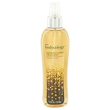 Amazon.com : Bodycology Bronzed Amber Obsession (Amber, Creamy Vanilla, Dulce De Leche) Fragrance Mist 8 Oz : Beauty