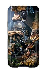 Cute High Quality Galaxy S5 Dinosaur Case
