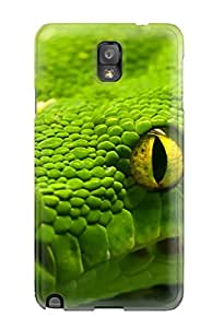 OlWHB491jzRnk Snap On Case Cover Skin For Galaxy Note 3(green Anaconda)