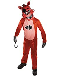 Rubies Costume Kids Five Nights at Freddy's Foxy Costume, Medium