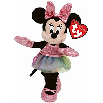Minnie and Mickey Mouse Clubhouse - Peluche de Minnie Mouse ...