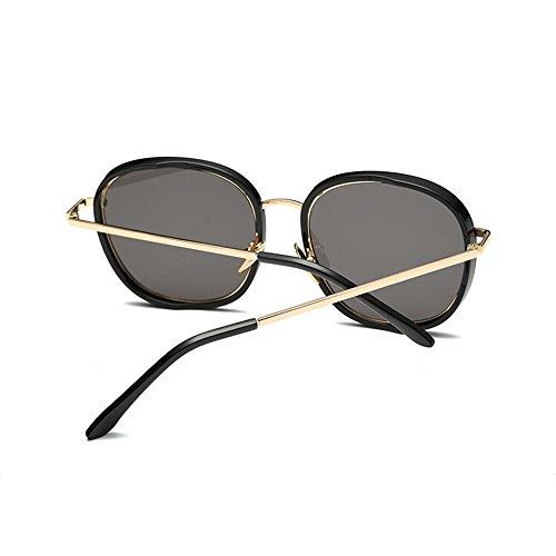 De De Europa Shot Redonda Gafas De Sol Gafas Redondo Gafas Elegantes De Cara Los Sol Estados Sunglasses Street Sol Unidos Color De De Simples Salvaje Marco Y Y dww8FR