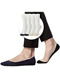 WOMEN SoleHugger SECRET 2.0 No Show Socks (Various Coverages and Sizes)