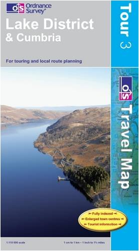 Lake District (Os Tour Map) Tour03 (OS Travel Map - Tour Map) pdf