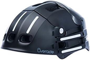OVERADE - Pegatinas reflectantes para casco de bicicleta: Amazon ...