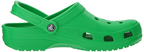 Crocs Unisex Classique Sabot Herbe Vert