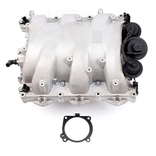 Mercedes Benz Slk300 Engine - ECCPP Intake Manifold w/Gasket Fit for 2006-2007 Mercedes-Benz C230 C280 2006-2011 Mercedes-Benz C350 ML350 R350 2009-2011 Mercedes-Benz SLK300