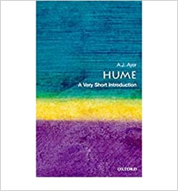 By Ayer A J Author Hume Very Short Introduction Jan 2001 Paperback Amazoncouk Books