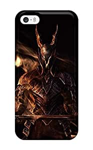 Excellent Design Dark Souls Phone Case For Iphone 5/5s Premium Tpu Case hjbrhga1544