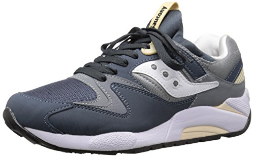 SAUCONY ORIGINALS Saucony Grid 9000, Sneakers da Uomo Grey/Dark Grey