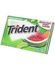 Trident Gum Watermelon Flavor - 26 gm