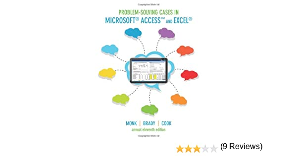 Amazon.com: Problem-Solving Cases in Microsoft Access™ and Excel ...