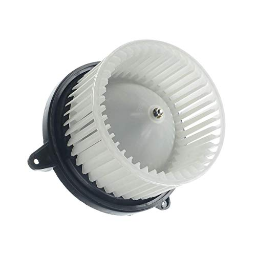 A-Premium Heater Blower Motor with Fan Cage for Nissan Frontier 2005-2017 Pathfinder 2005-2012 Xterra - Numbers Nissan Oem Part