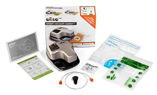 Oliso Pro VS95A Smart Vacuum Sealer, Silver by Oliso (Image #2)