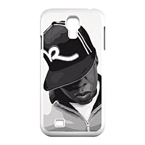 D-PAFD Customized JAY Z Pattern Protective Case Cover for Samsung Galaxy S4 I9500