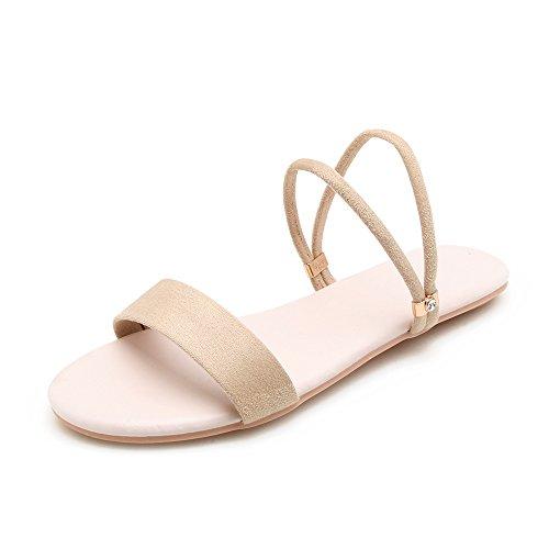 Romain Télévision Femmes Sandales Chaussures Flop Toe Flip Off Open Taille White Grande T4UTwqxWFz