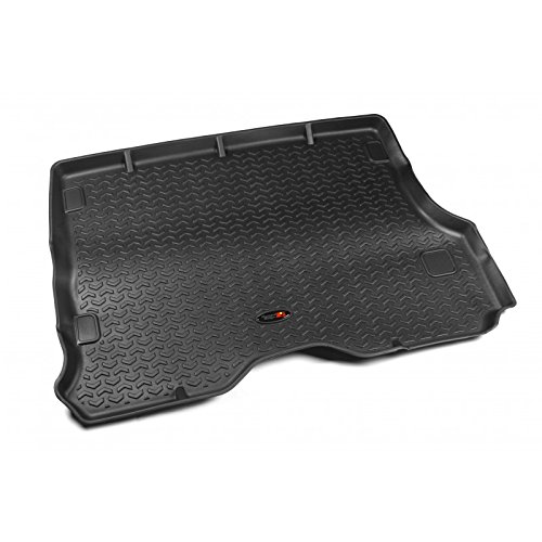 Rugged Ridge All-Terrain 12975.29 Black Cargo Liner For Select Jeep Cherokee Models