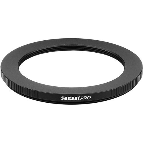 Sensei PRO 67mm Lens to 52mm Filter Aluminum Step-Down Ring(6 Pack) by Unknown