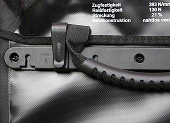 Ersatzteil Haken für Red Loon Pro Ideale Hitec Packtasche Gepäckträgertasche