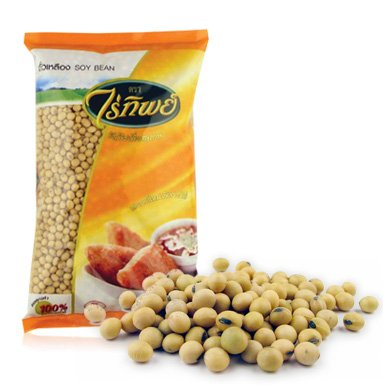 Soy Bean 500g. By Raitip Brand Product of Thailand