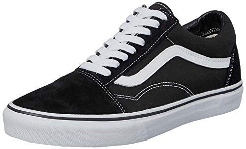 b5389d68a56 Vans Old Skool Unisex Adults  Low-Top Trainers (9.5 M US