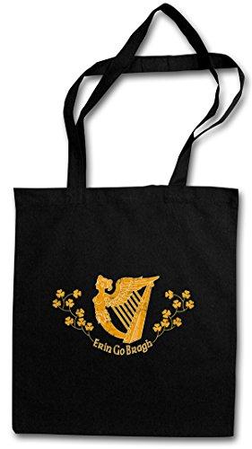 ERIN GO BRAGH HIPSTER BAG – arpa Irlanda bandiera Braugh Éirinn go brách irisch lIrlande Banner Ireland Flag Harp irish
