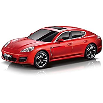 Braha Porsche Panamera 118 R/C Car, Red