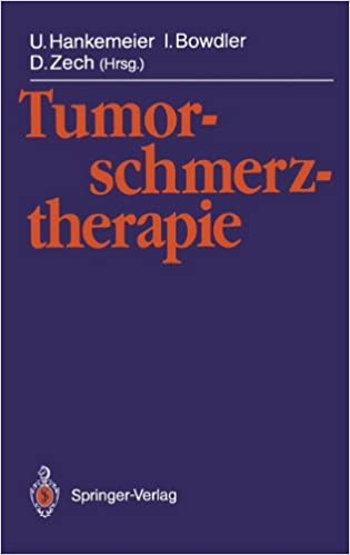 Tumorschmerztherapie (German Edition)